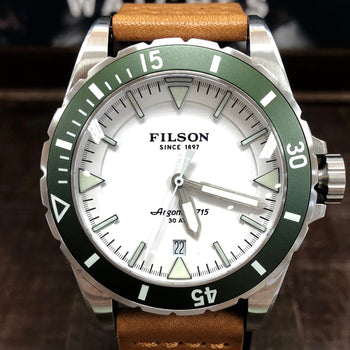 Filson Watch DUTCH HARBOR 43MM
