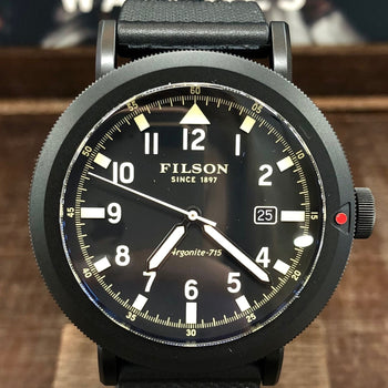 Filson Watch SCOUT3 HD SANDBLAST 45.5MM