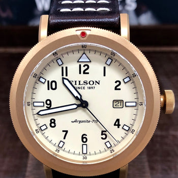 Filson Watch SCOUT 3HD 44.5MM