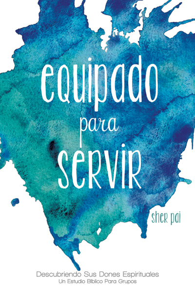 Equipado para Servir, Spanish Translation of Gifted for Service