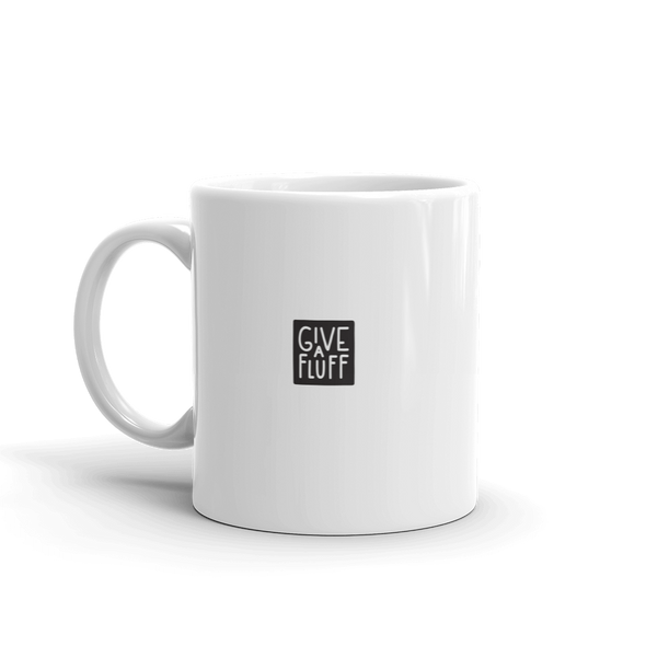 Coffee and Dachshund Mug - Black