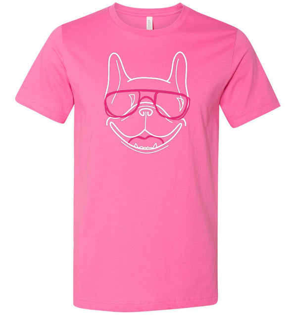 Frenchie Lines Tee