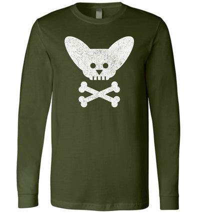 Hard Corg Long Sleeve Tee