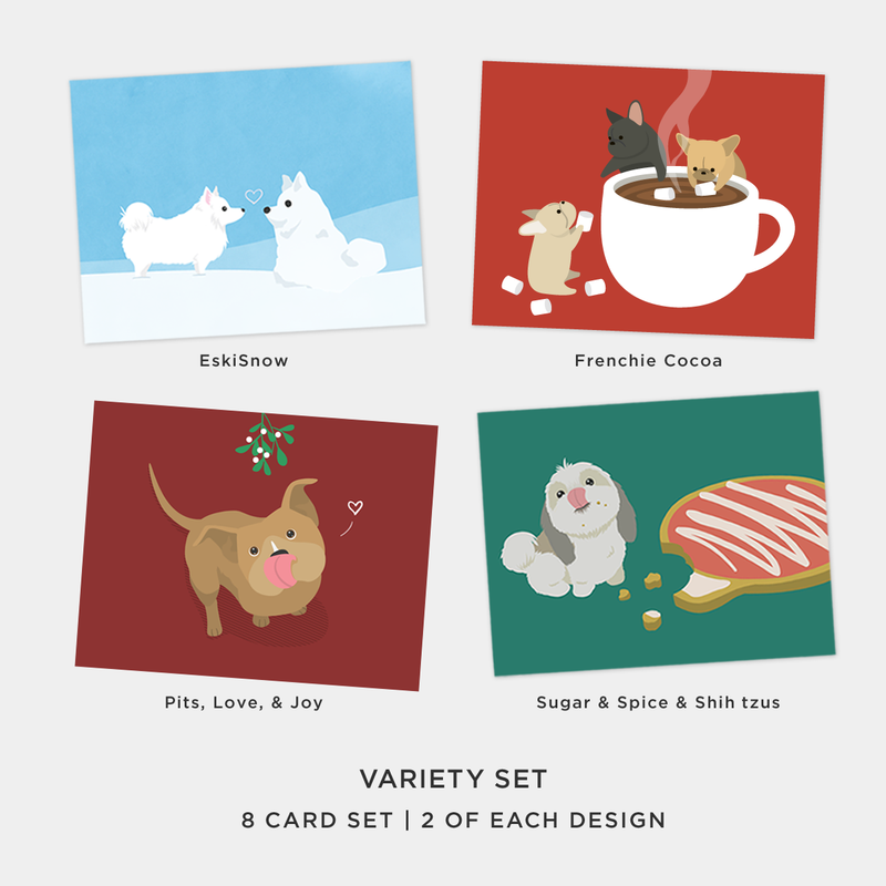 Holiday Variety Card Set