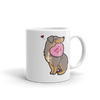 Intl - Aussie Candy Heart Mug - Red Dilute