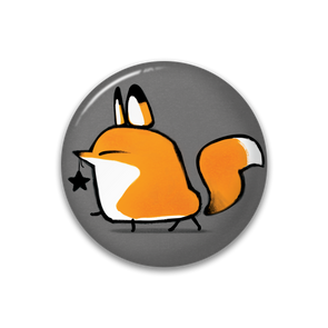 Fox Strut Pin Button