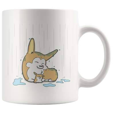 I Will Shelter You Mug