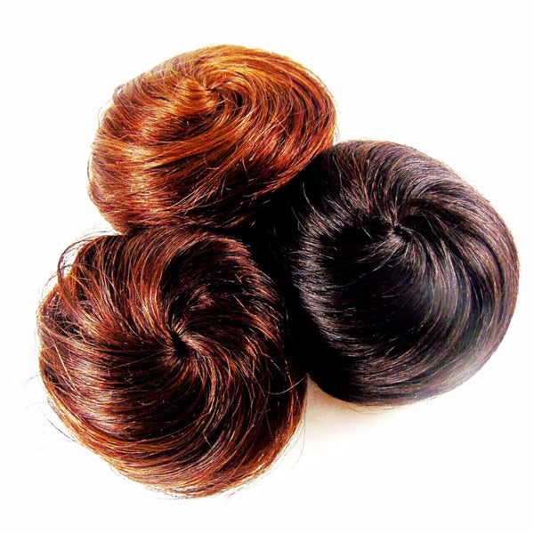 Human Hair Chignon - Also a Great Man Bun