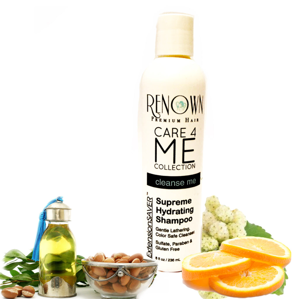 Premium Quench Hydrating Shampoo - Now Care 4 Me Hair Collection