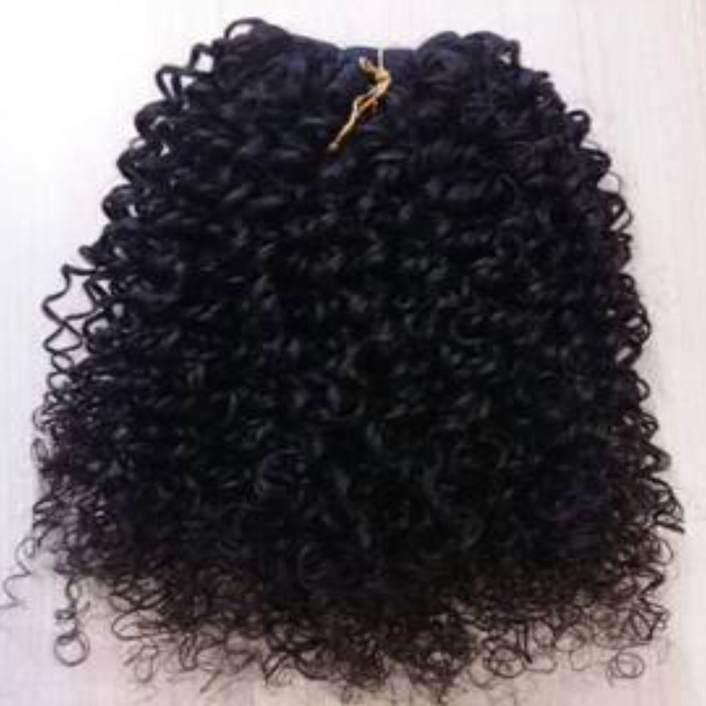Butt Naked Temple Angel Kinky Curl - 1 bundle