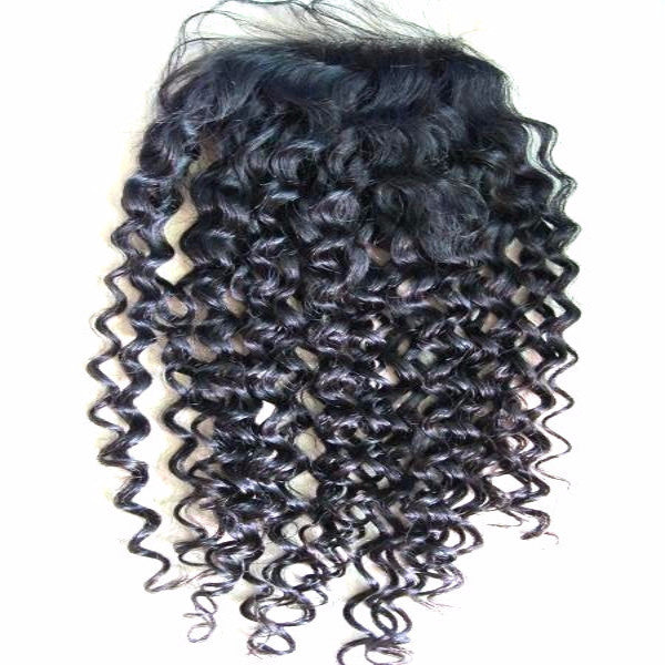 Lace Top Closure - Curly