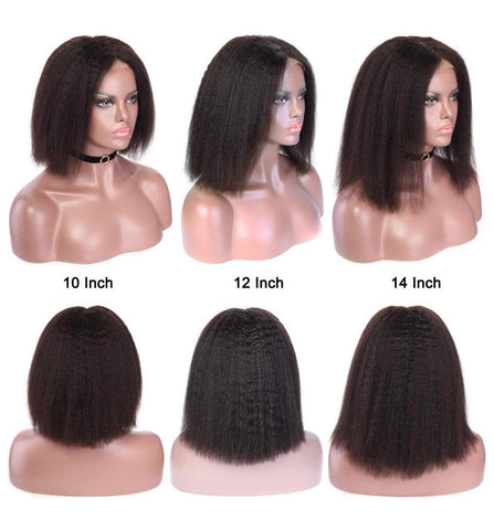 Nu Growth Bob Lace Wig