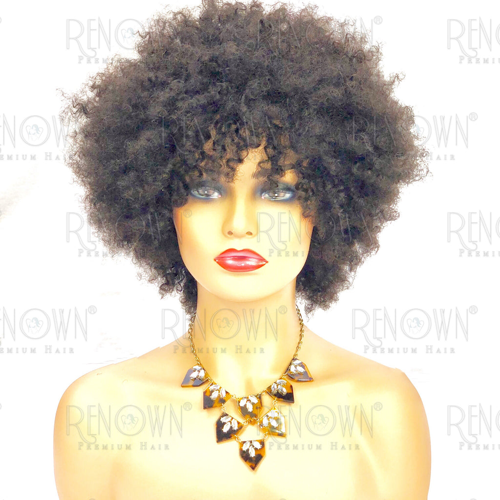 Oakland Boss Baby Afro Wig