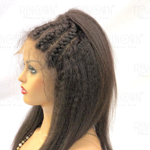 Double Dense Full Lace Nu Growth Wig - Large