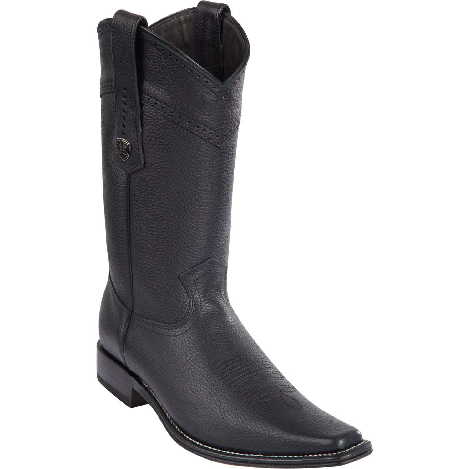 Leather Boot European Toe WW-2742705