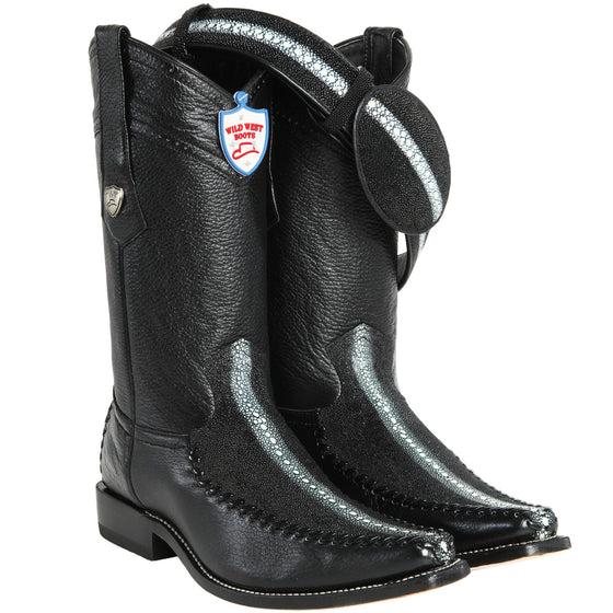 Rowstone Stingray Square Toe Boot WWB-278T1105