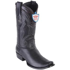 Leather Boot Dubai Toe WW-27927