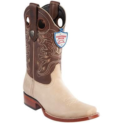 Rodeo Stytle Leather Boot WW-281827