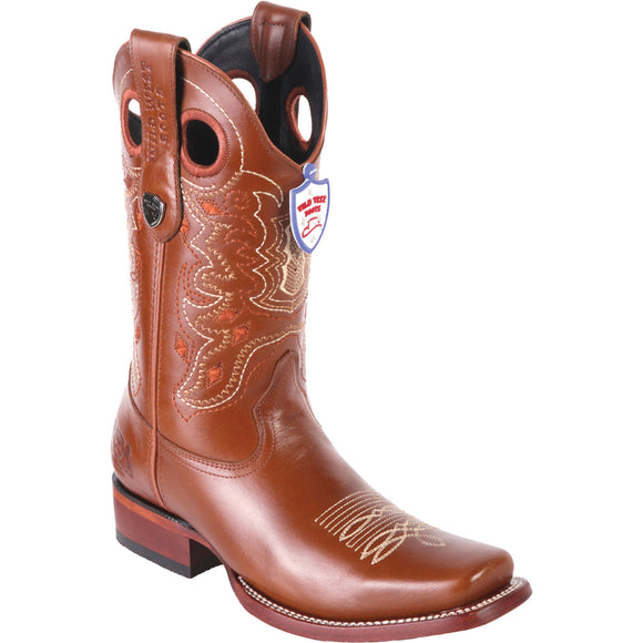 Rodeo Style Leather Boot WW-281838