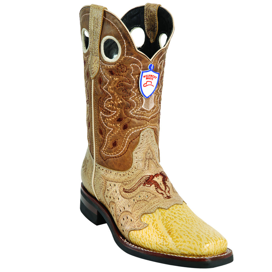 Shark Wild Rodeo Toe Boot WWB-281TH9311