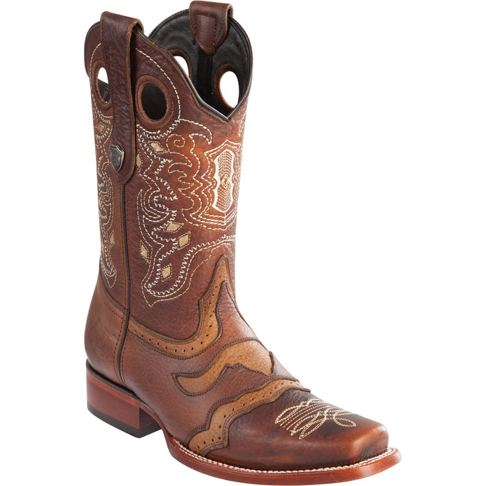 Rodeo Toe Leather Boot WW-281TC99
