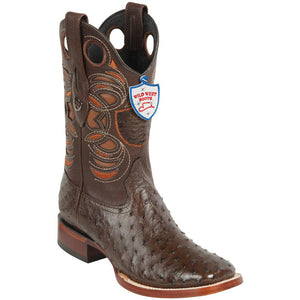 Ostrich Wild Ranch Toe Boot WWB-282403