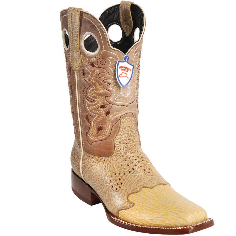Shark Wild Rodeo Toe Boot WWB-281TC9311
