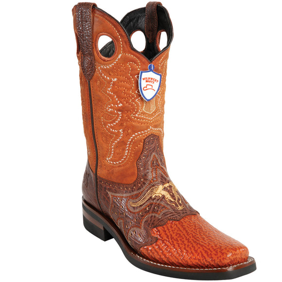 Shark Wild Rodeo Toe Boot WWB-281TH9303