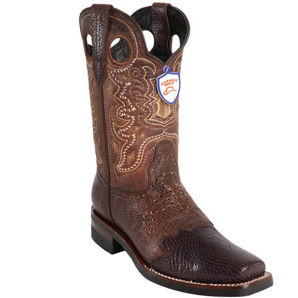 Shark Skin Wild Rodeo Toe Boot WWB-281TH9307