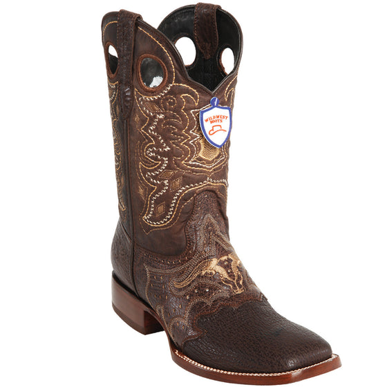 Shark Wild Ranch Toe Boot WWB-282TC9307