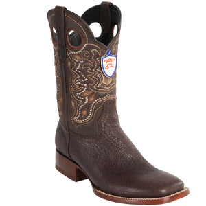 Shark Skin Wild Ranch Toe Boot WWB-283C9307
