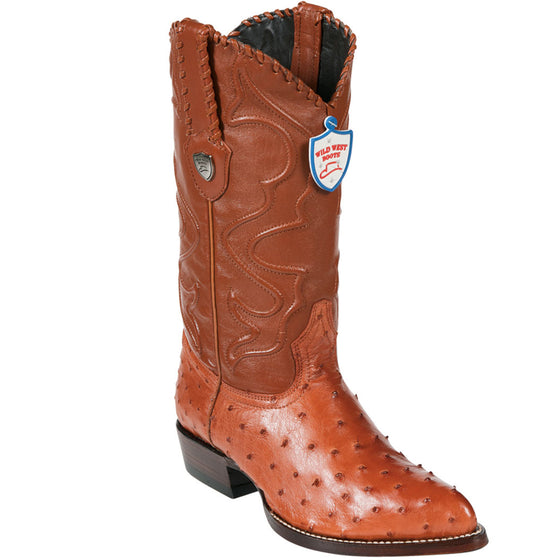 Ostrich J Toe Boot WWB-29903