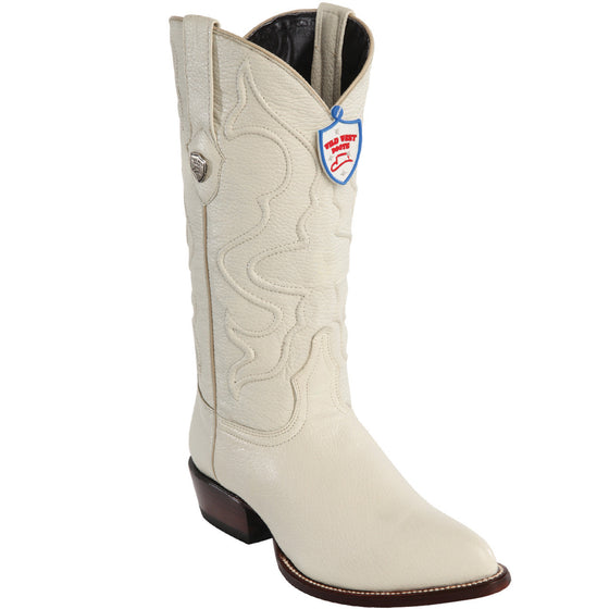 Deer Skin J-Toe Boot WW-29951