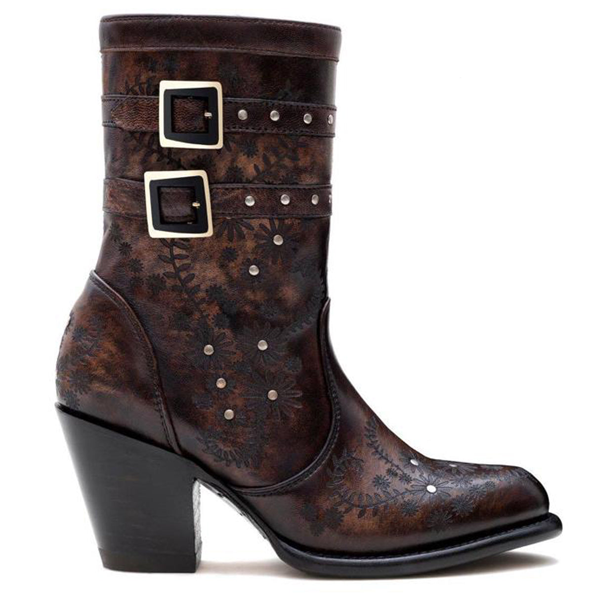 Valentina Brown - Short Boot