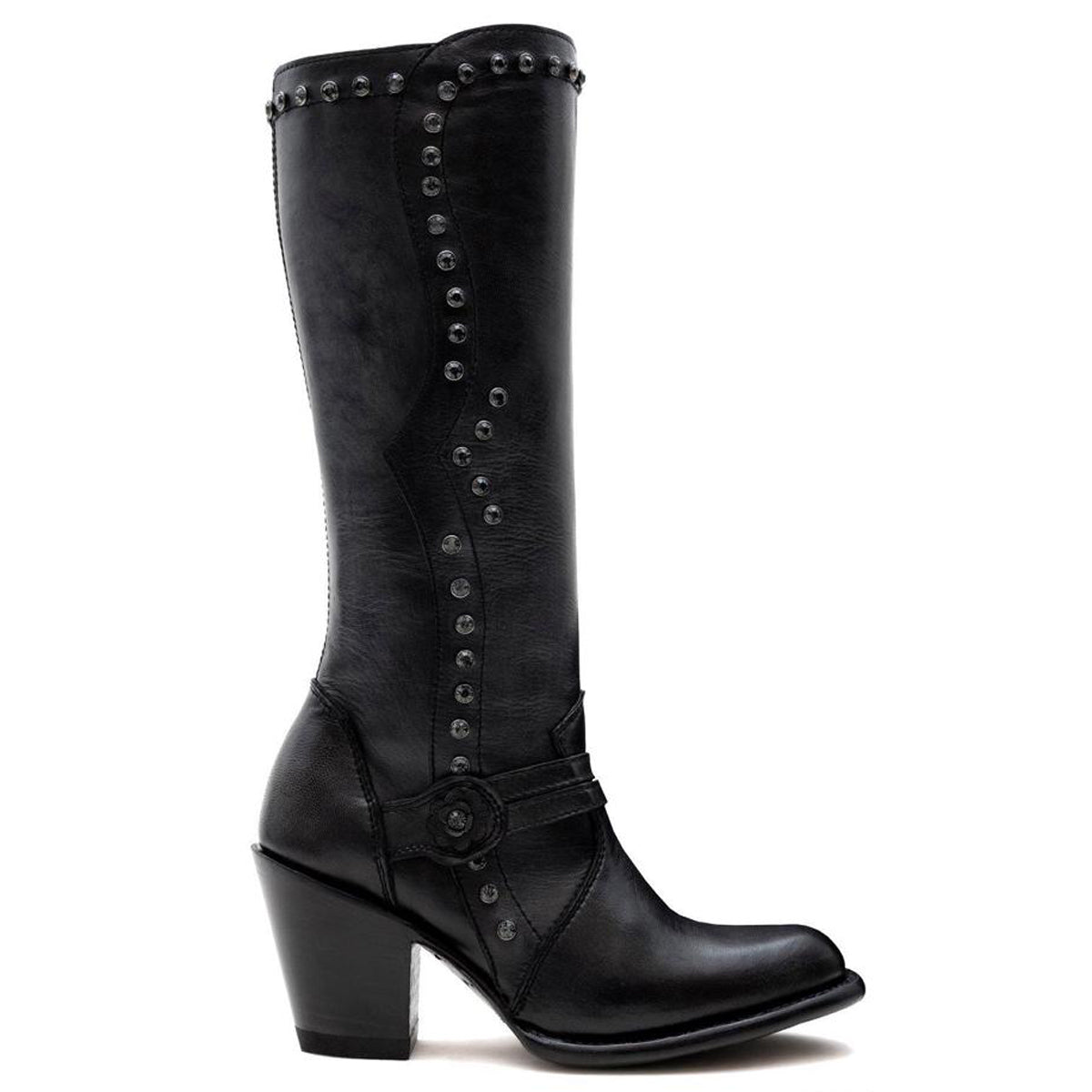 Denali Dark Grey - High Boot