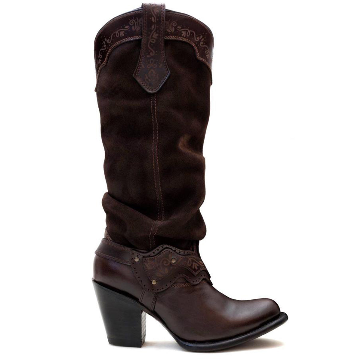 Sonora Brown - High Boot