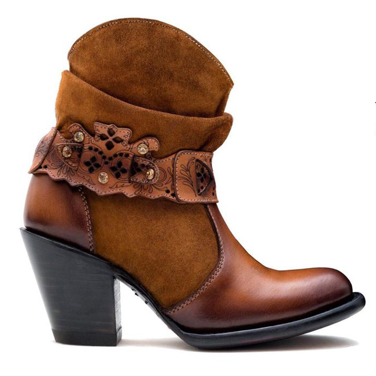 Houston Honey - Short Boot
