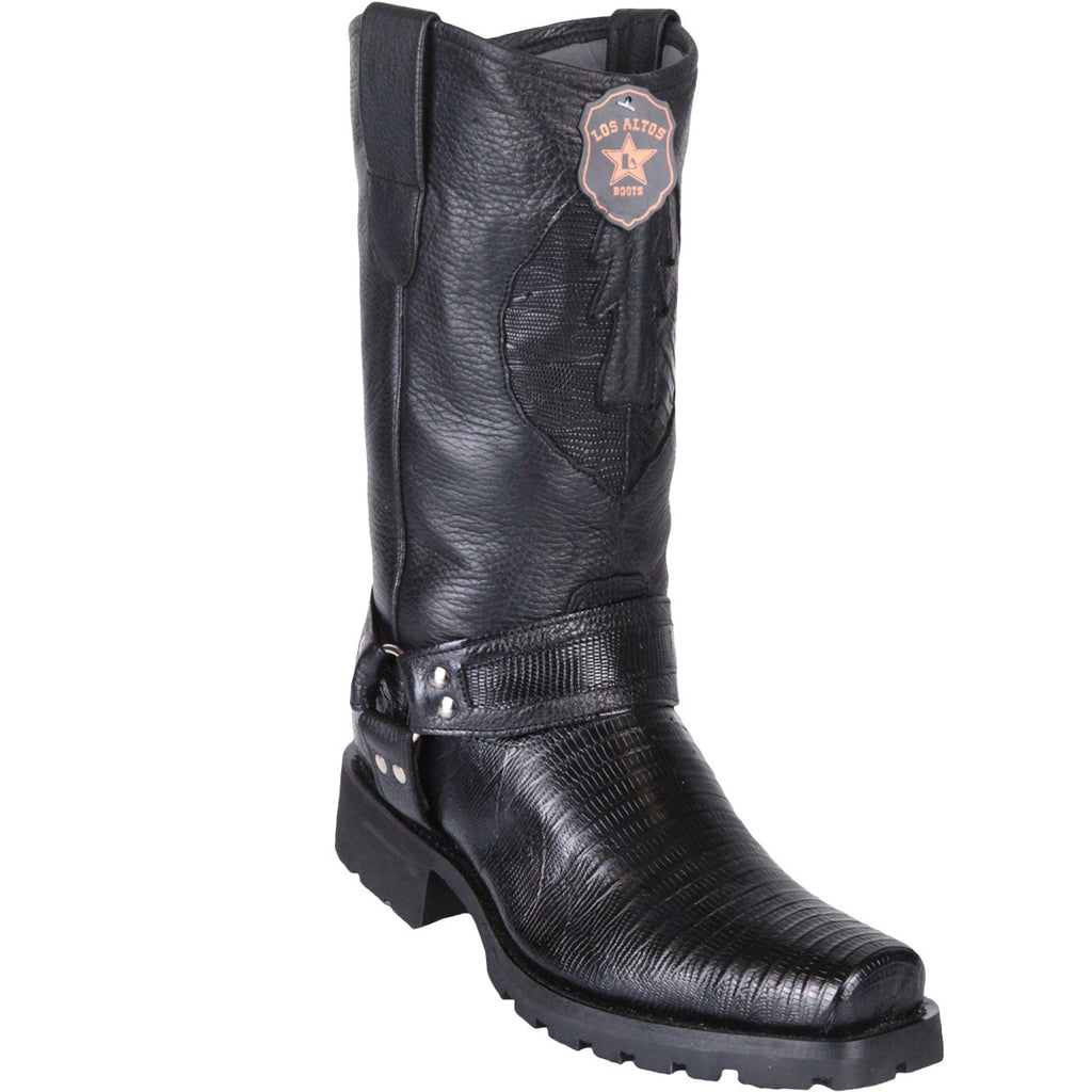 Lizard Skin Biker Boot LAB-55T0705