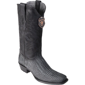 Lizard Skin Square Toe Boot LAB-5807