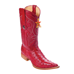 Ostrich 3X Toe Boot LAB-9503