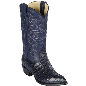 Caiman Tail Skin J-Toe Boot LAB-9901