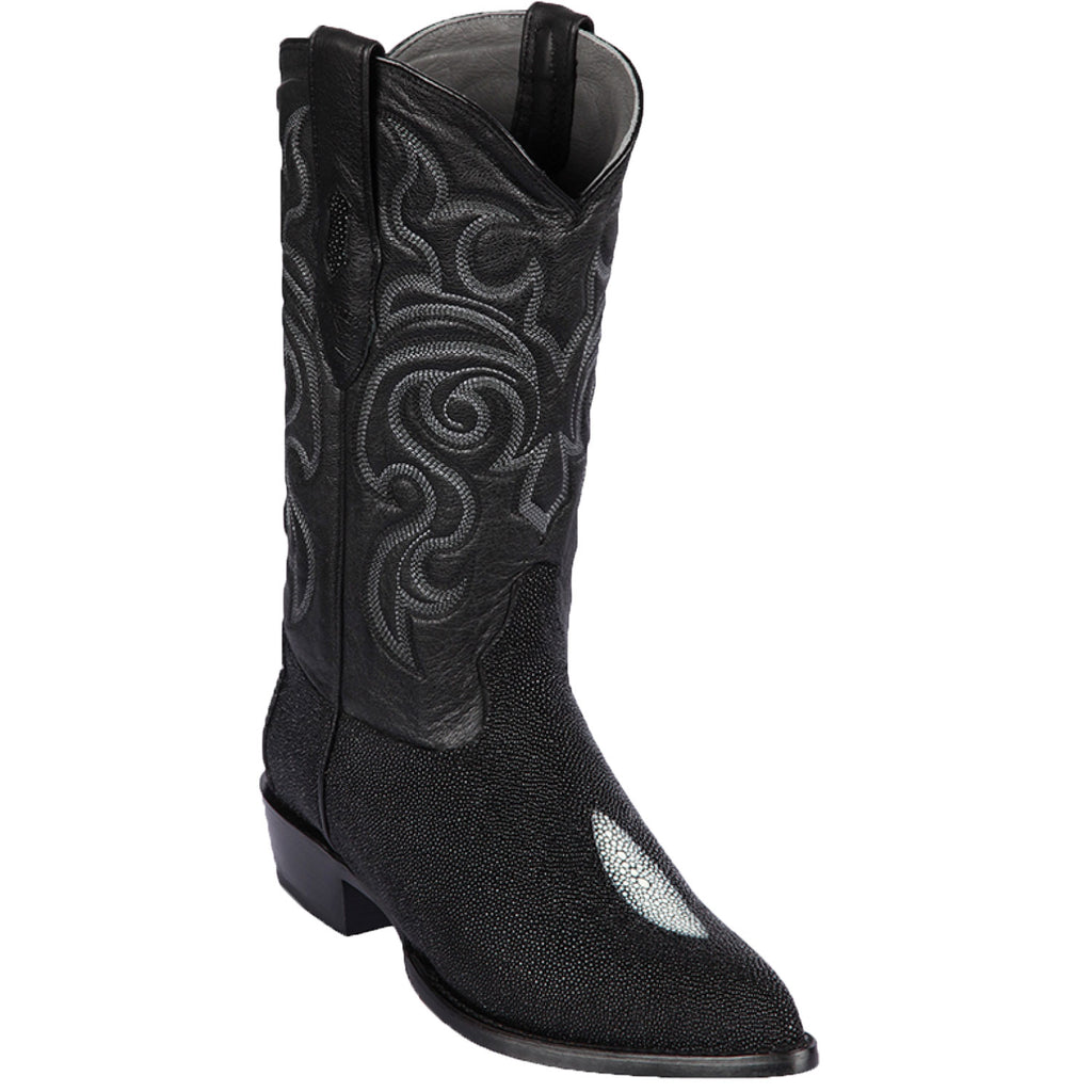 Single Pearl Stingray J Toe Boot LAB-991205