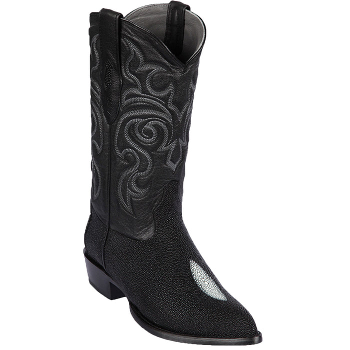 Men's Los Altos Stingray J Toe Boot -Single Stone