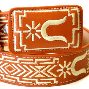 Embroidered Charro Belt IMP-13134