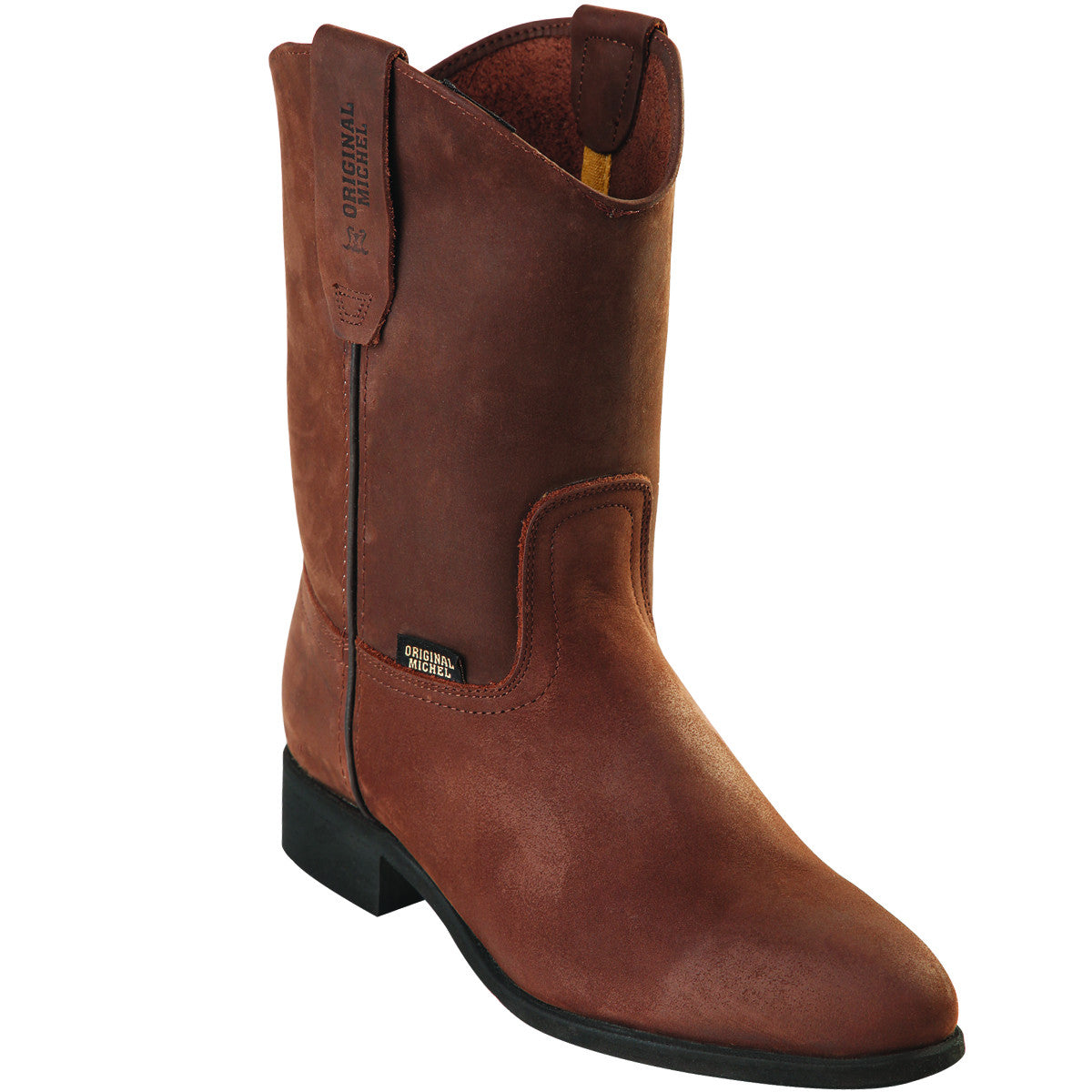 Narrow Sole Crazy Horse Work Boot KE-5226207