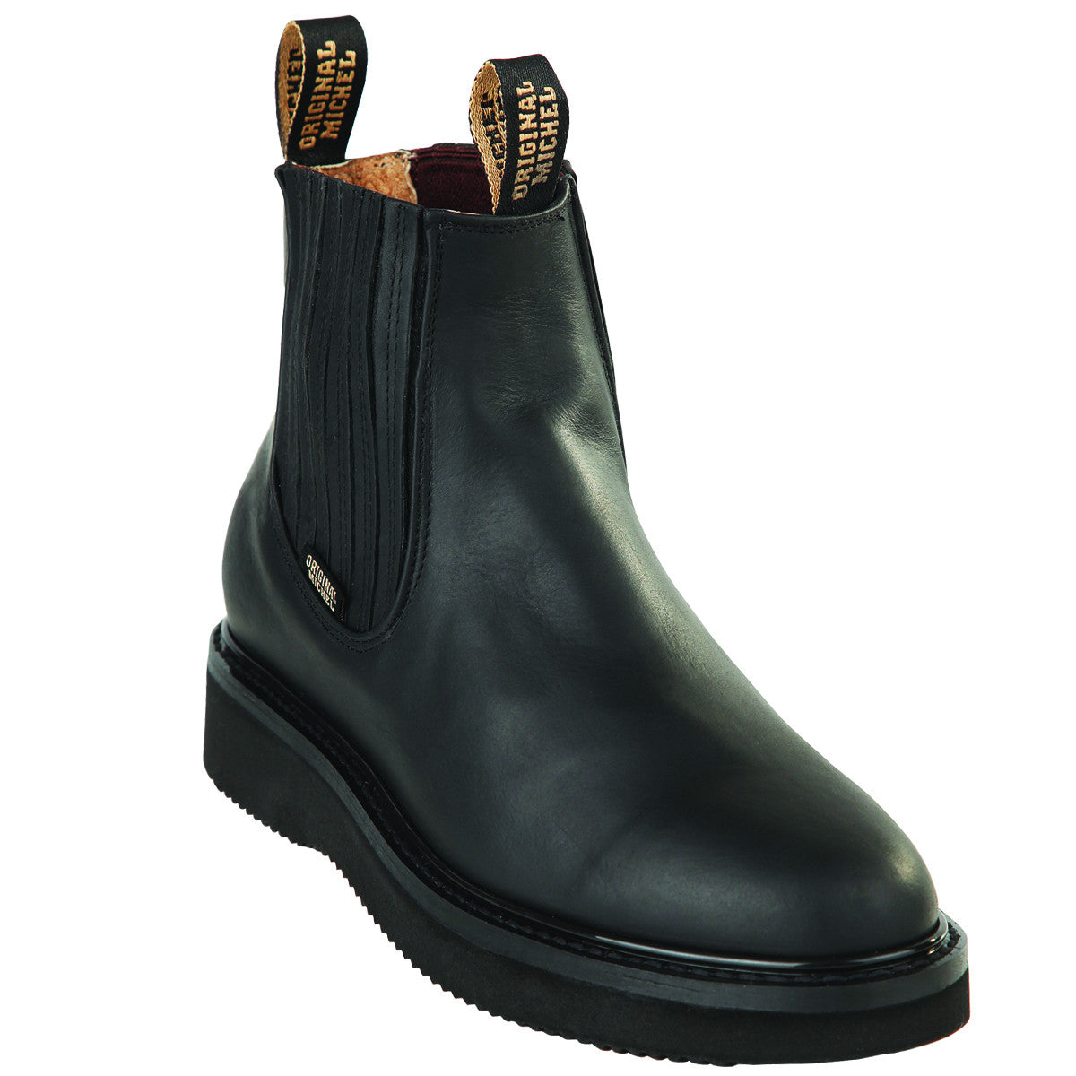 Short Garsso Work Boot KE-545405