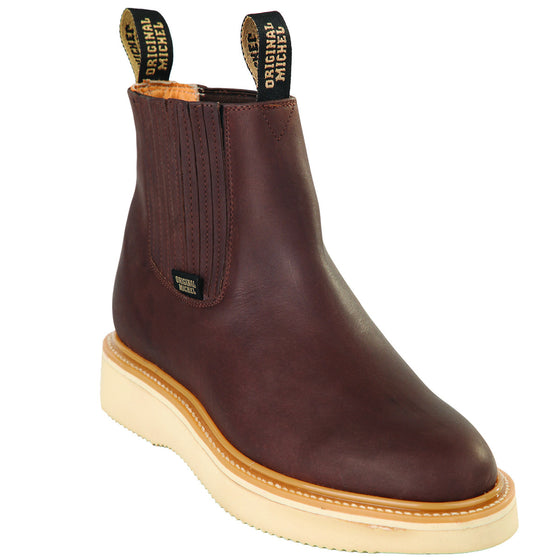 Short Garsso Work Boot KE-545407