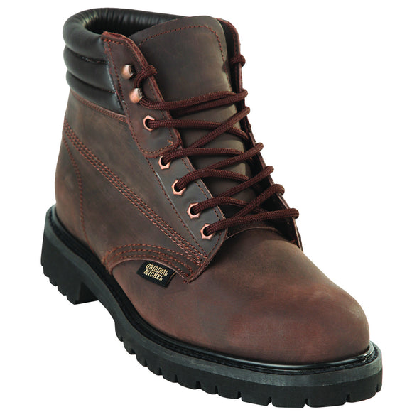 Short Crazy Horse Work Boot KE-59B6207
