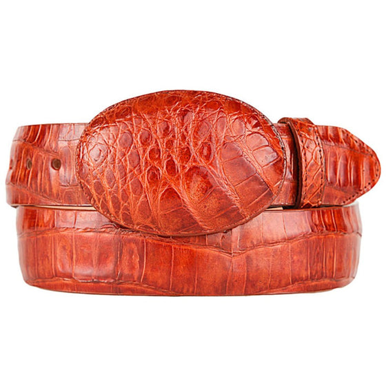 Gator Belly Cowboy Belt KE-C118203