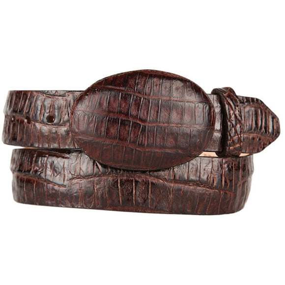 Gator Belly Cowboy Belt KE-C118207